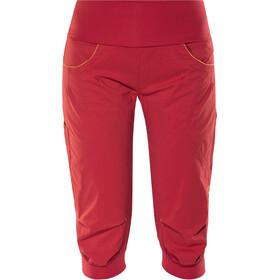 Ocun Noya - Pantalones cortos Mujer - rojo